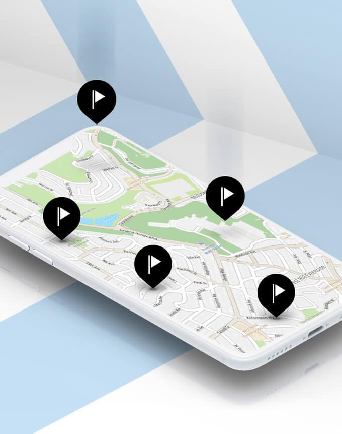 Maps SDK For iOS Image